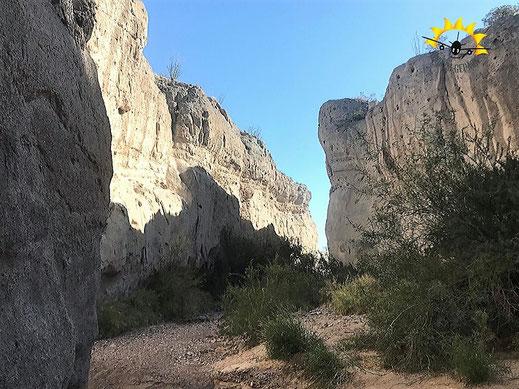 Der Tuff Canyon im Big Bend NP ist ein leichter Trail.