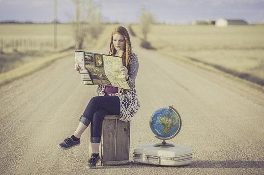 Ab in die weite Welt und dennoch günstig bei den Eltern mitversichert bleiben beim Auslandskrankenschutz des ADAC.