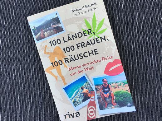Definitiv ein anderes Reise-Buch: 100 Länder, Frauche und Räusche.