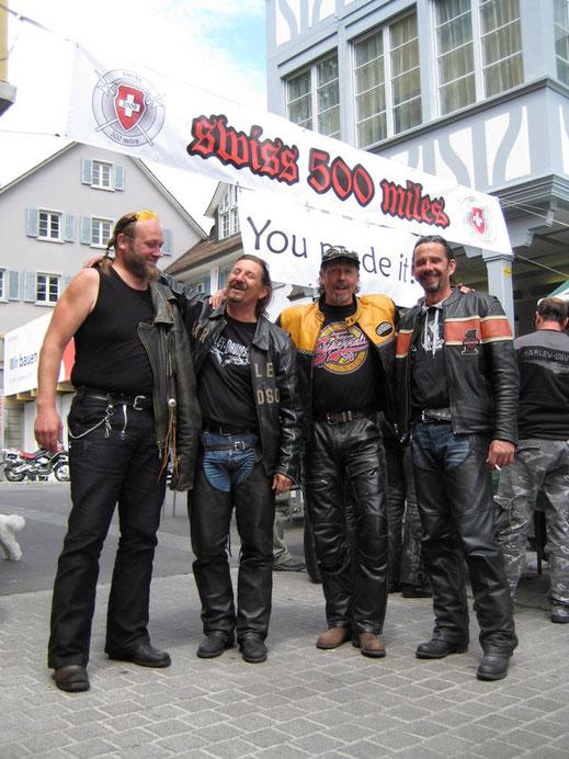 swiss 500 miles 2009