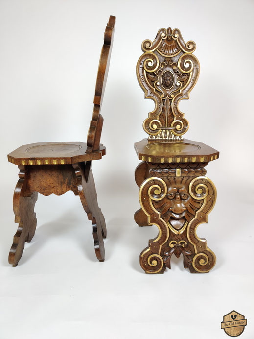 Sgabello Stühle     -     VERKAUFT!