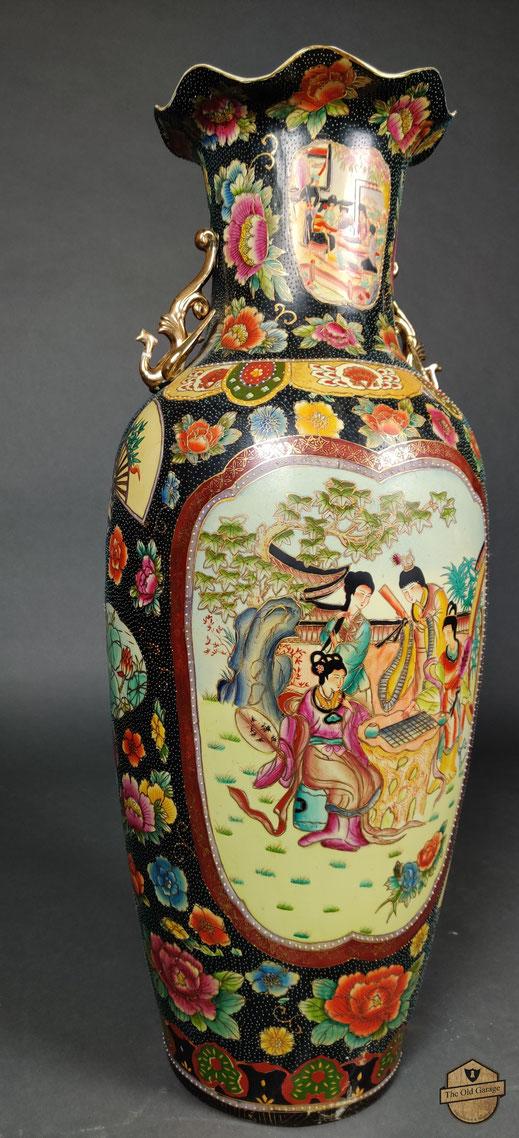 Chinesische Vase     -     VERKAUFT!!