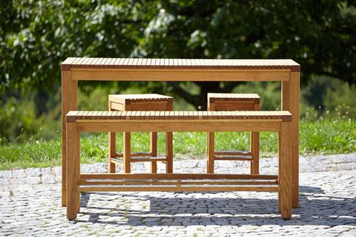 Outdoormöbel, Gartenmöbel, Terrassenmöbel