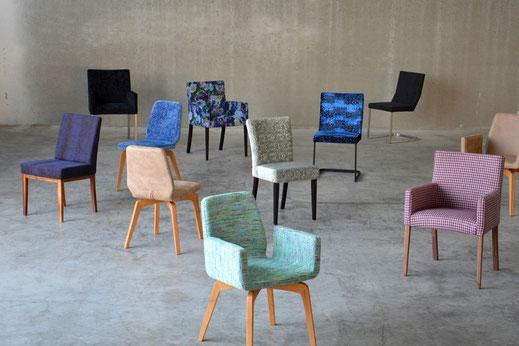 Stühle, Sessel, Hocker, Barhocker, Sofas
