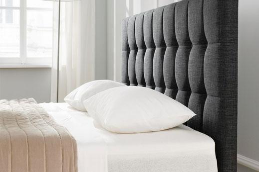Betten, Boxspringbetten, Schlafsofas, Schlafcouches