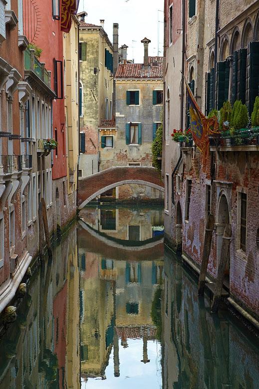 """Bridged""  Venice, Italy"