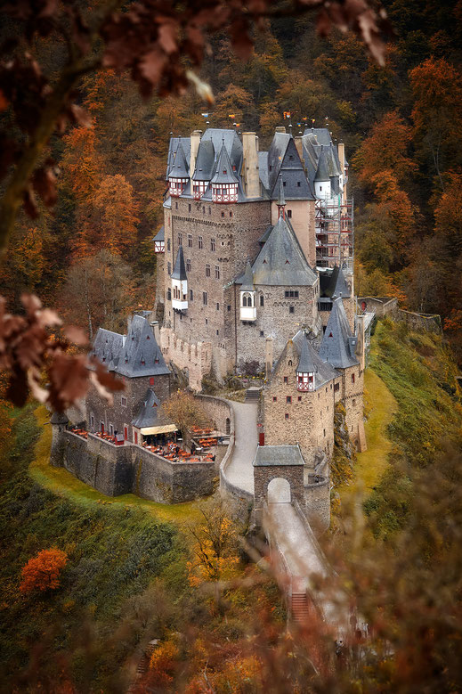 """Fairytale""  Burg Eltz, Germany"