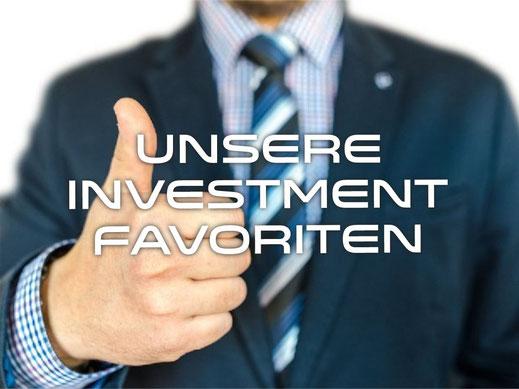 Investment, Digitalgeld - unsere Favoriten
