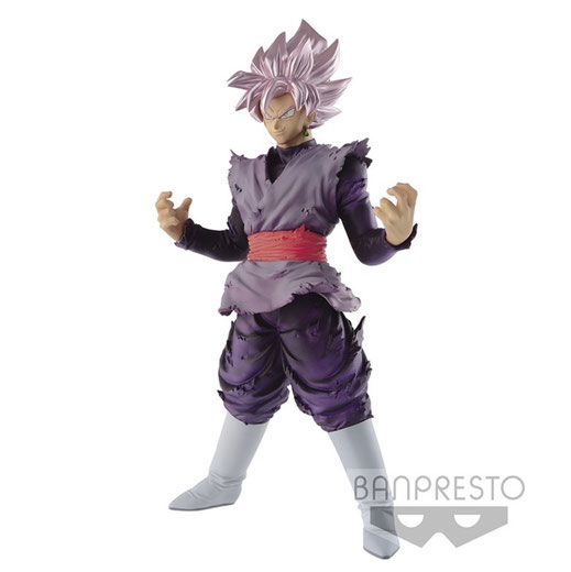 Dragonball Z Black Goku Rose Figur - Blood of Saiyans