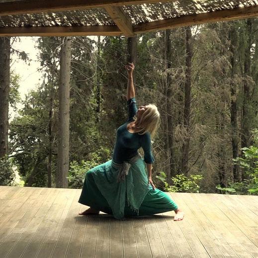 Yogadance Mona Grigolo