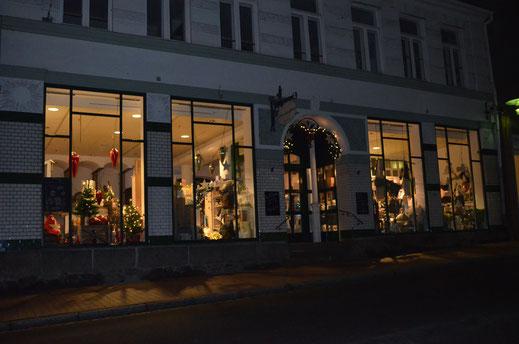 Das Sinnekaufhaus Ladengeschäft nach Einzug
