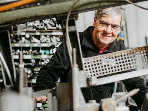 Ueber uns Karriere Sondermaschinenbau Stellenangebote Kurt Betz GmbH Jobsuche Werkzeugbauer Ausbildung Automatisierungstechnik Mozer Hans