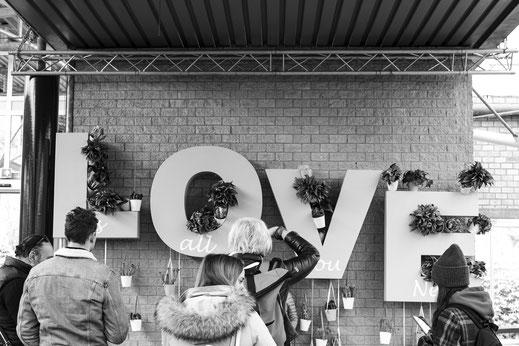 Love is all you need keukenhof Virginie Varon