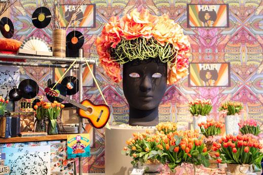 Hair Musical Tulpen Keukenhof Virginie Varon