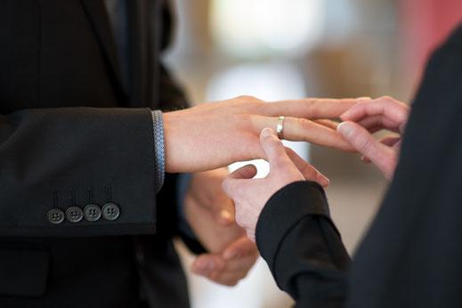 Hochzeit Ring Standesamt Reutlingen Fotograf Virginie Varon
