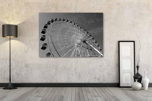 cuadro blanco y negro