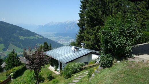 blich nach innsbruck ferienzimmer ferienhaus weerberg urlaub tirol österreich ski wandern lift holiday sommer winter herbst