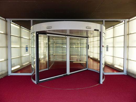 Glasinnentüren bei der Glaserei Ludewig GmbH in Hamburg