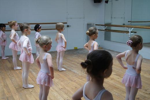 Cours d'Eveil à la Danse
