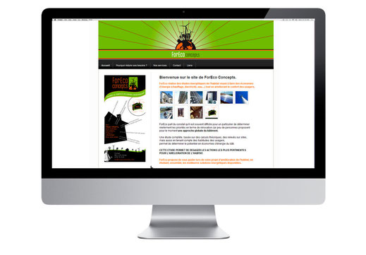 site web eco