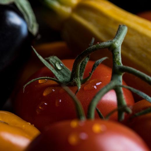 assiette de légumes, gastronomie, carotte, restaurant