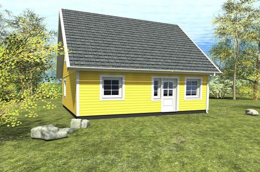 Das Ferienhaus Krone 100 von idealhus