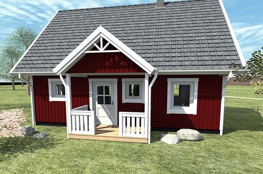 Das Ferienhaus Nordkap 95 von idealhus