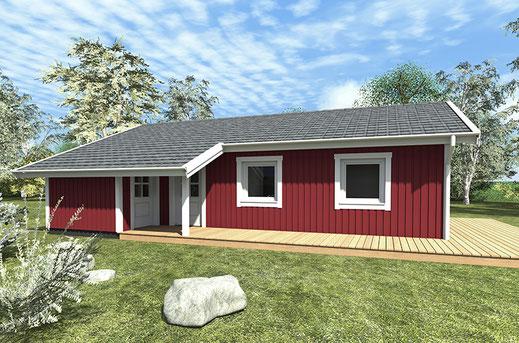Ferienhaus Aalborg 75 von idealhus