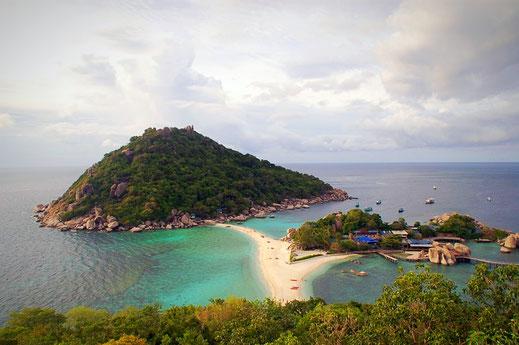 Thailandia, Koh Tao e Koh Nang Yuan
