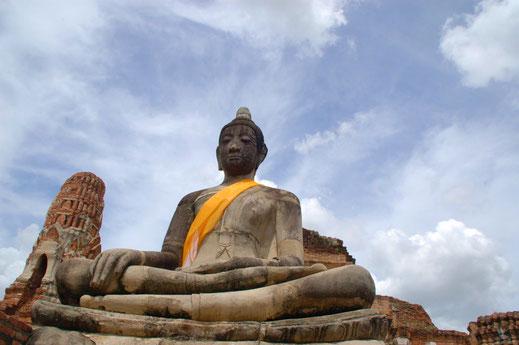 Thailandia, Ayutthaya