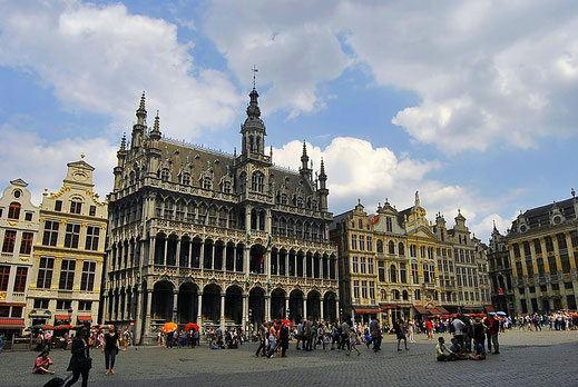 Belgio, Bruxelles: La Capitale Europea del Multiculturalismo