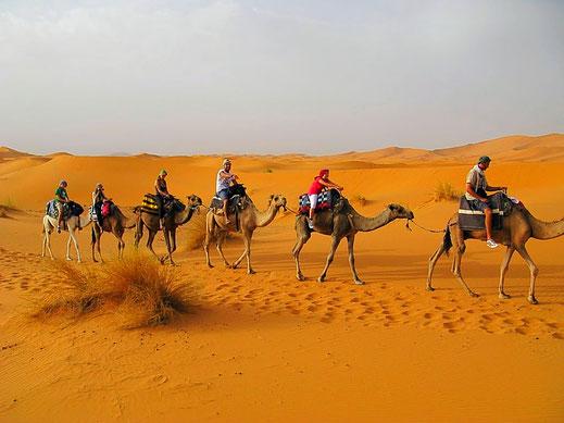 Marocco, Merzouga: Emozioni tra le dune dell'Erg Chebbi