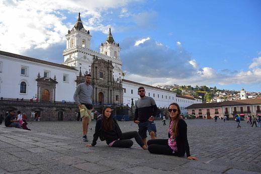 Ecuador, Quito: la città al centro del mondo