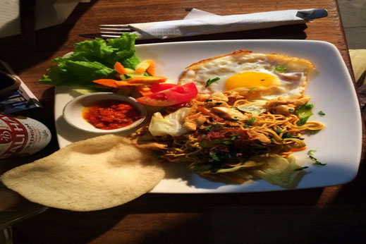 Indonesia, Mie Goreng