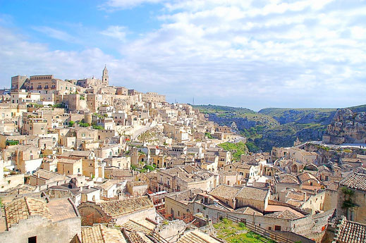 Basilicata, Matera: Esperienza in camper nella città dei sassi