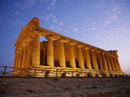 Tour Sicilia 16 Giorni 15 Notti