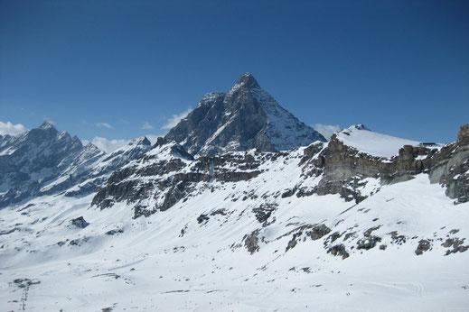 Valle d'Aosta, Cervinia