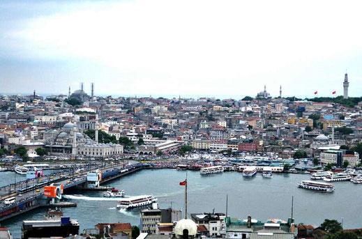Turchia, Sensazioni da Istanbul