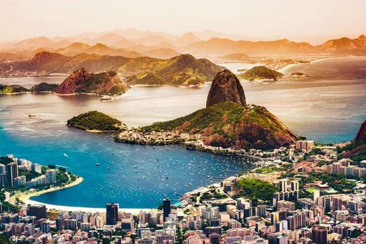 Tour Brasile - 17 Giorni 16 Notti