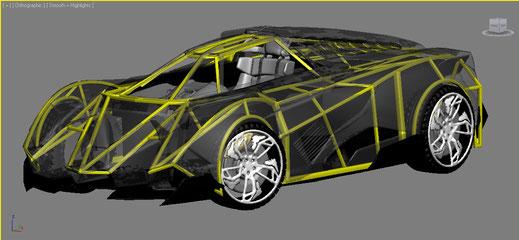 modificaciones en fibra de vidrio para autos