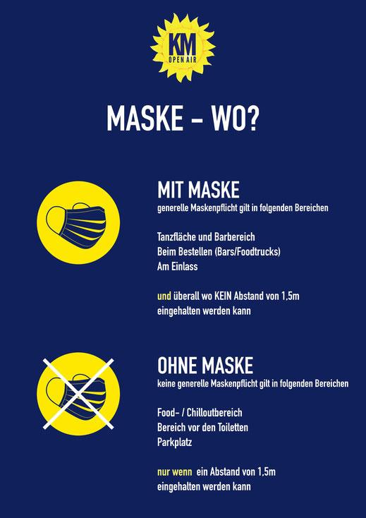 Kirchheimer Musiknacht OPEN AIR - Maske wo?