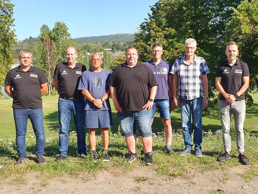 Foto Vereinsberatung Workshop mit dem FC Alpenrod-Lochum Fußballverband Rheinland