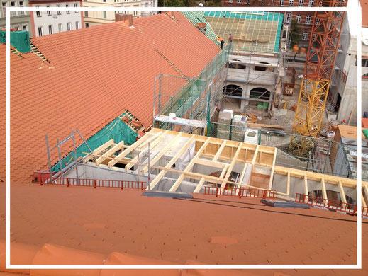 Holzbau Böll - Dachdeckerarbeiten vom Profi ausgeführt!