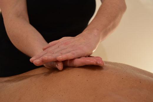 Au Nymphea massage énergétique