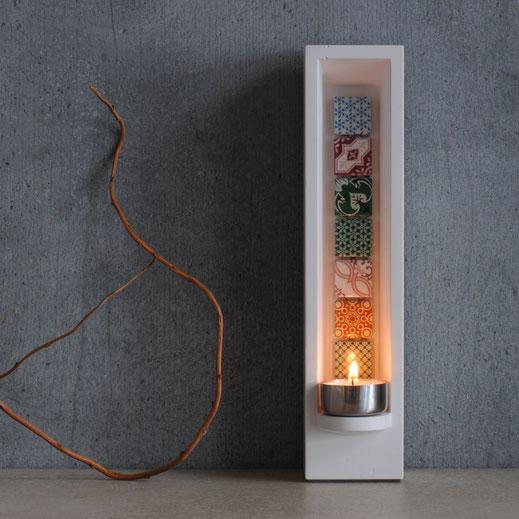 Design Teelichthalter - DIE LUX BOX ornament
