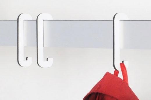 Design Garderobenhaken