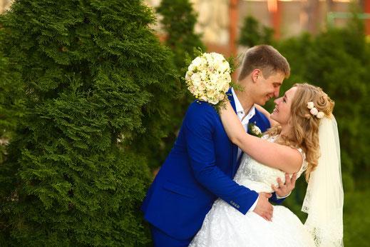 Свадьба Олега и Олеси