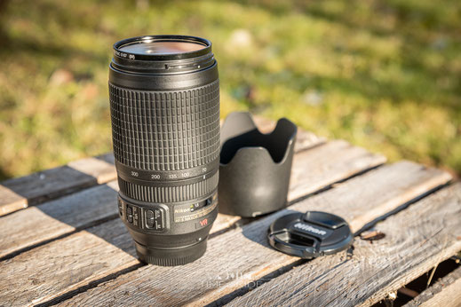 AF-S VR Zoom-Nikkor 70-300 mm 1:4,5-5,6G IF-ED