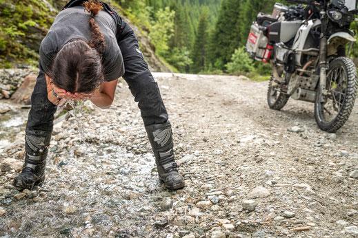 Forma Adventure Motorradstiefel