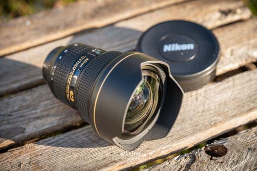 Nikon AF-S Nikkor 14-24 mm / 2,8 G ED